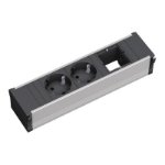 Bachmann 912.003 Black,Silver power extension