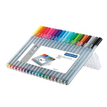 Staedtler triplus fineliner 334 Multi 20pc(s) fineliner