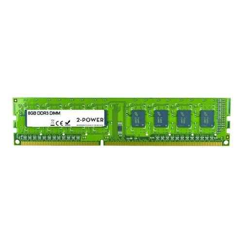 2-Power 8GB MultiSpeed 1066/1333/1600 MHz DIMM