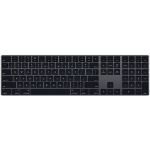 Apple Magic keyboard Bluetooth QWERTY Spanish Grey