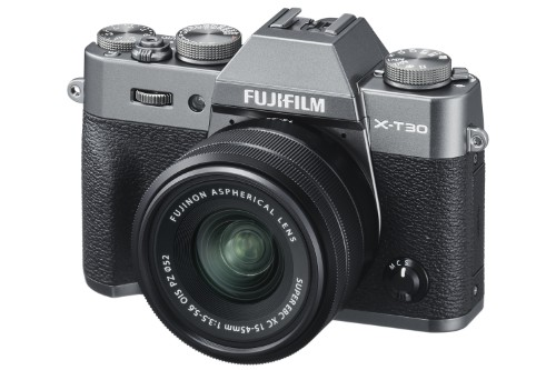 Fujifilm X -T30 + XC 15-45mm MILC Body 26.1 MP CMOS 6240 x 4160 pixels Anthracite