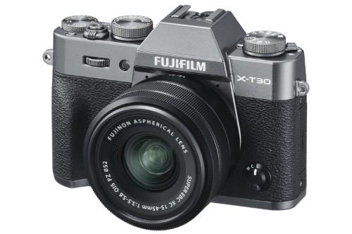 Fujifilm X -T30 + XC 15-45mm MILC Body 26.1 MP CMOS 6240 x 4160 pixels Anthracite