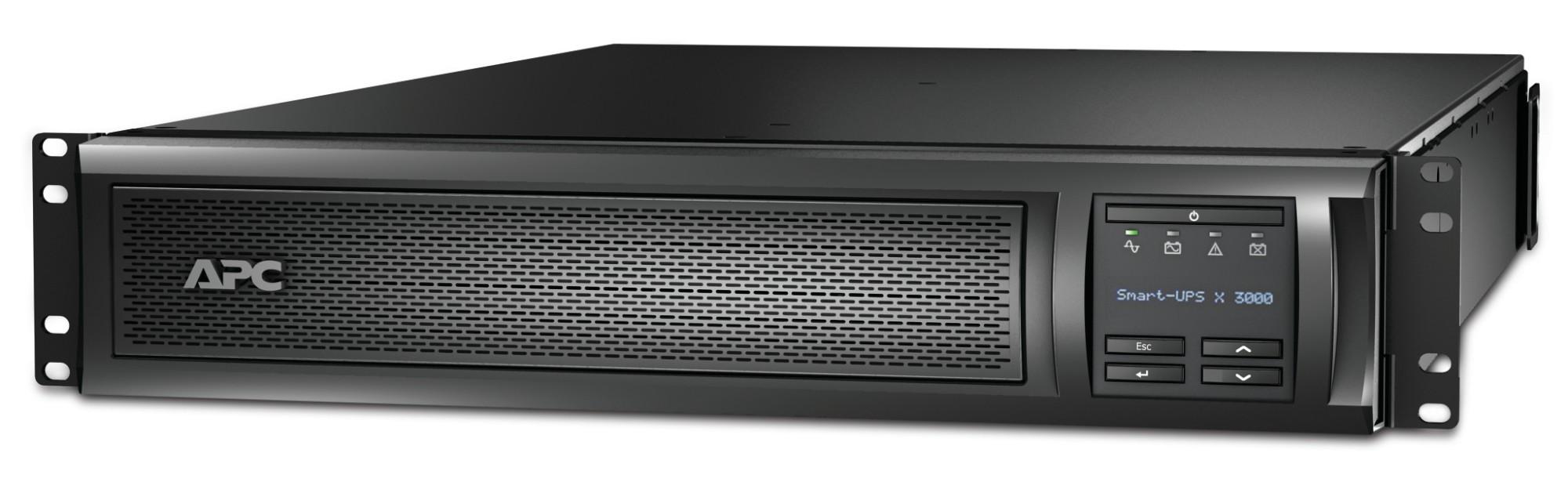 APC Smart-UPS sistema de alimentación ininterrumpida (UPS) Línea interactiva 3000 VA 2700 W 9 salidas AC
