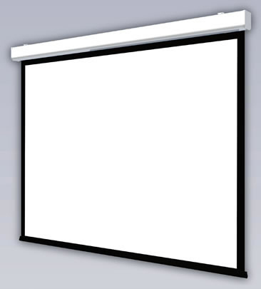 Metroplan RPE25VB projection screen 4:3