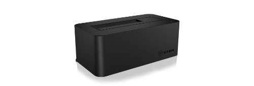 ICY BOX IB-112StU3-B USB 3.0 (3.1 Gen 1) Type-B Black