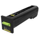 Lexmark CX825, CX860 Original Yellow 1 pcs
