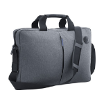 "HP 17.3 Value Topload notebook case 43.9 cm (17.3"") Briefcase Grey"