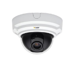 Axis P3364-LV IP security camera Indoor Dome White