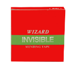 Robinson Young Value Wizard Clear Invisable Tape 24mm X 66m PK6