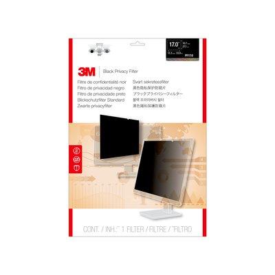"3M PF170C4B 17"" Monitor Frameless display privacy filter"