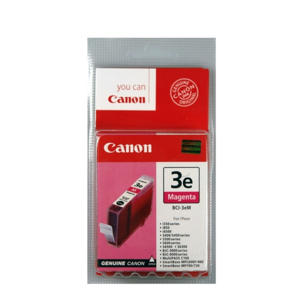 Canon 4481A002 (BCI-3 EM) Ink cartridge magenta, 390 pages, 14ml
