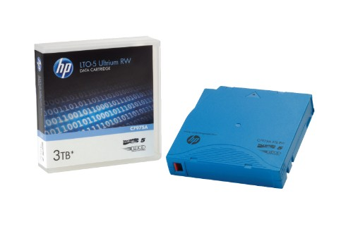 Hewlett Packard Enterprise C7975A blank data tape LTO 1500 GB 1.27 cm