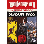 Microsoft Wolfenstein II: Season Pass Video game downloadable content (DLC) Xbox One