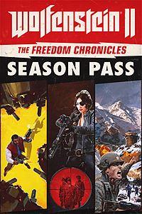 Microsoft Wolfenstein II: Season Pass Video game downloadable content (DLC) Xbox One