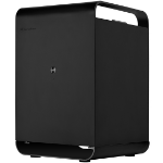 Silverstone CS01 computer case ITX-Tower Black