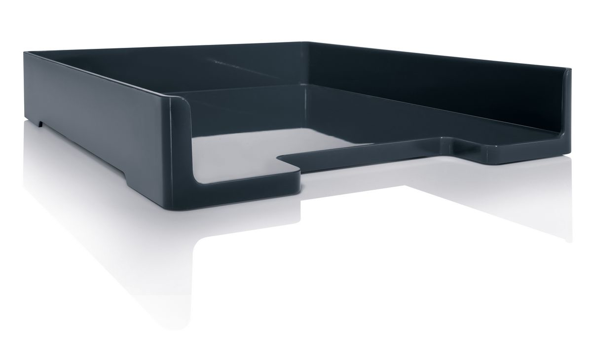 Sigel SA167 ABS synthetics,Plastic Grey desk tray