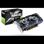 Inno3D N16502-04D6X-1177VA25 graphics card NVIDIA GeForce GTX 1650 4 GB GDDR6