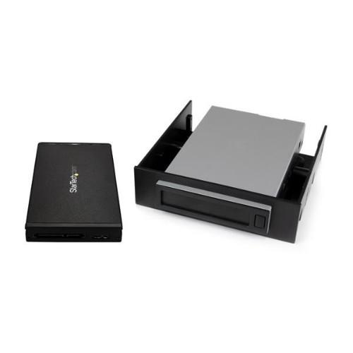 StarTech.com Hot-Swap Hard Drive Bay for 2.5