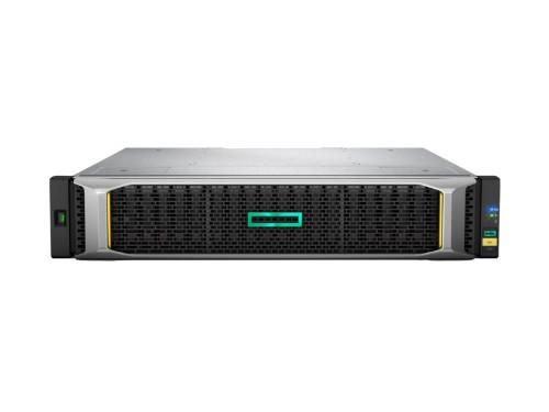 Hewlett Packard Enterprise MSA 2050 SAS Dual Controller SFF disk array Rack (2U)