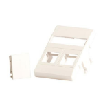 Lanview LVN127866 wall plate/switch cover White