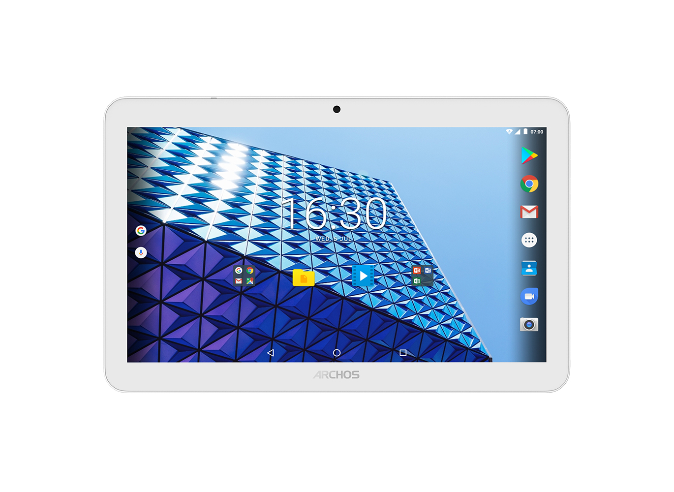Access 101 16GB 3G Grey, White tablet