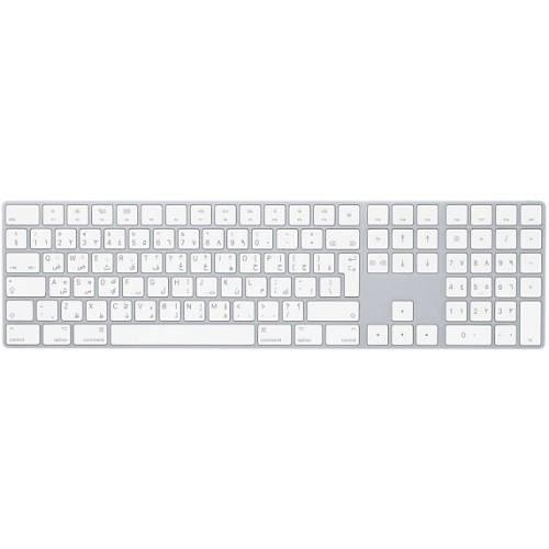 Apple MQ052AB/A Bluetooth QWERTY Arabic White keyboard