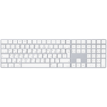 Apple MQ052AB/A Bluetooth QWERTY Arabic White keyboard