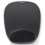 Kensington Comfort Gel Black mouse pad