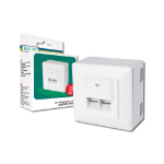 Digitus DN-9006-N socket-outlet RJ-45 White