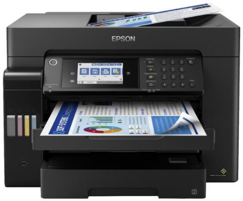 Epson EcoTank ET-16600 Inkjet 4800 x 2400 DPI 32 ppm A3 Wi-Fi