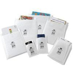 Jiffy Riggikraft Airkraft Postal Bags Bubble-lined No.1 White 170x245mm Ref JL-1 Pack 100