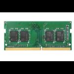 Synology D4NESO-2666-4G memory module 4 GB 1 x 4 GB DDR4 2666 MHz