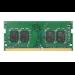 Synology D4NESO-2666-4G módulo de memoria 4 GB 1 x 4 GB DDR4 2666 MHz
