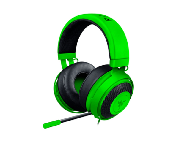 Razer Kraken Pro V2 headset Binaural Head-band Green