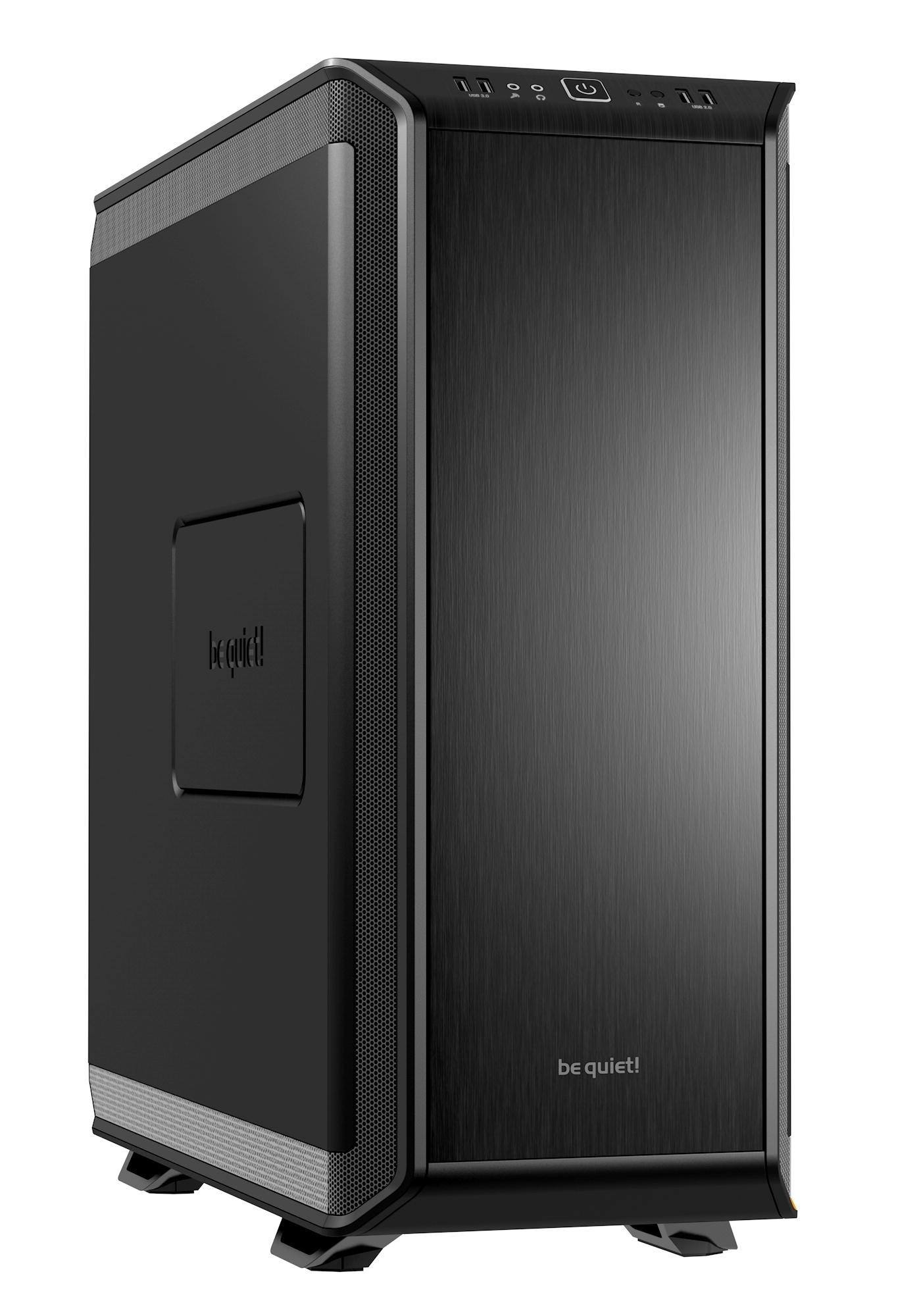 Pc Case - Dark Base 900 Black Housing