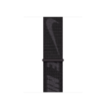 Apple ML2U3ZM/A smartwatch accessory Band Schwarz Nylon