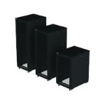 Eaton RAA24808PSB13U rack cabinet 24U Freestanding rack Black