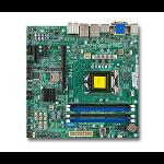 Supermicro X10SLQ Intel Q87 Socket H3 (LGA 1150) Micro ATX motherboard