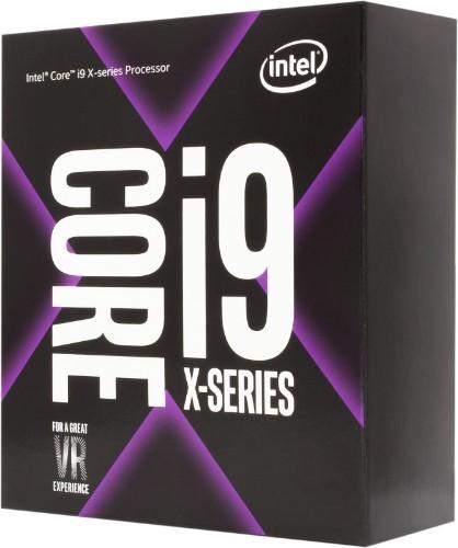 Intel Core i9-9960X processor 3.1 GHz Box 22 MB Smart Cache