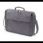 "Dicota D30918 notebook case 39.6 cm (15.6"") Briefcase Grey"