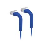 Ubiquiti Networks UniFi Ethernet Patch Cable networking cable 0.22 m Cat6 Blue
