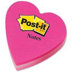 Post-It 2007H self-adhesive label Pink 225 pc(s)