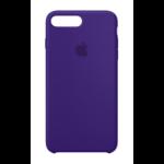 """Apple MQH42ZM/A mobile phone case 14 cm (5.5"""") Skin case Violet"""
