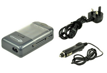 2-Power UDC5001A Indoor battery charger Black battery charger