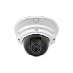 Axis P3384-VE IP security camera Outdoor Dome White