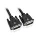 V7 Cable negro de vídeo con conector DVI-D macho a DVI-D macho 5m 16.4ft