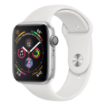 Apple Watch Series 4 smartwatch Silver OLED GPS (satellite)