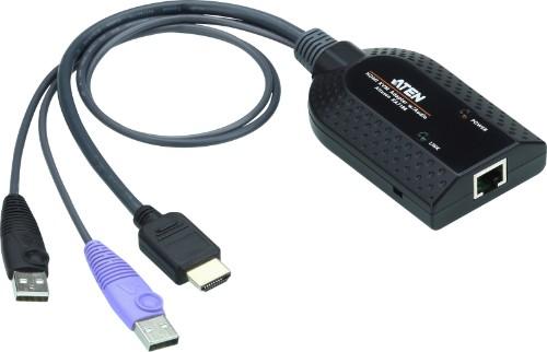 Aten KA7188 KVM cable Black