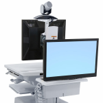Ergotron 97-872 multimedia cart/stand White