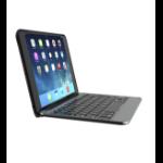 ZAGG IM4ZF2-BBG mobile device keyboard Black,Silver QWERTZ Bluetooth